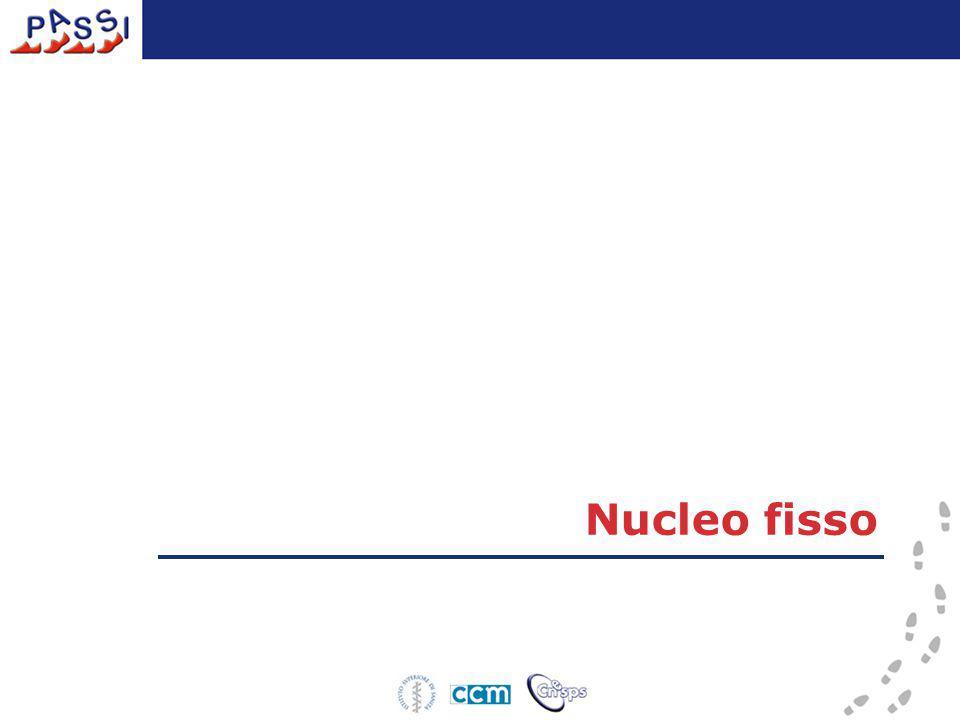 Nucleo fisso
