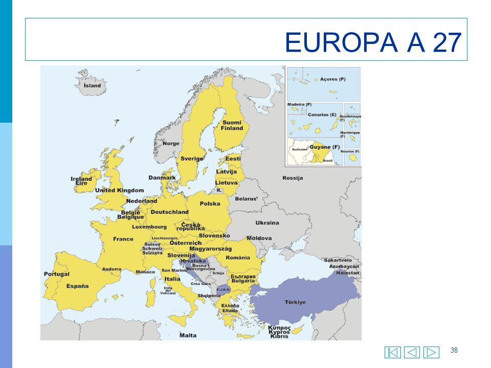 38 EUROPA A 27