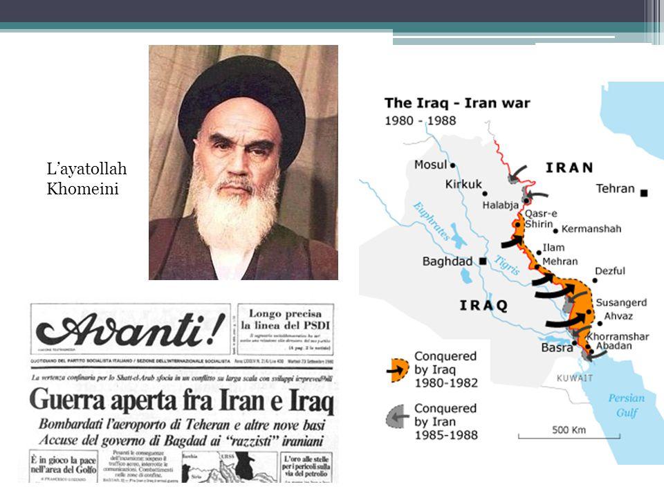 L'ayatollah Khomeini