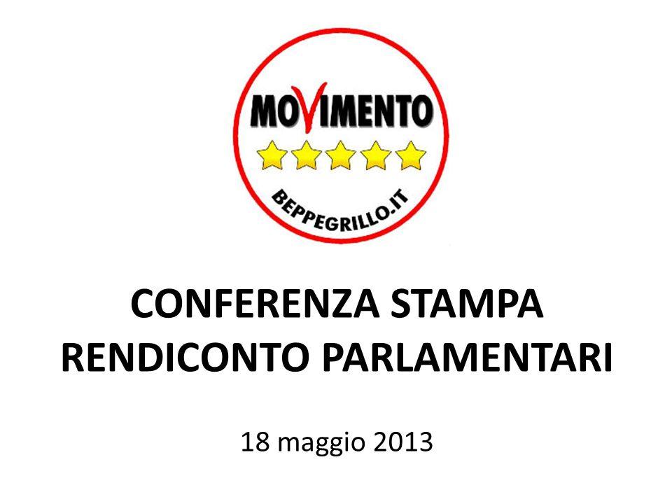 RENDICONTO 2 Federico D'Incà - Deputato