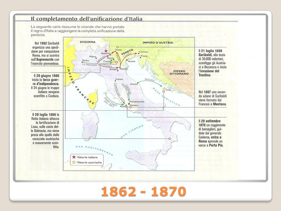 1862 - 1870 1862 - 1870