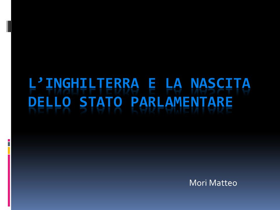 Mori Matteo