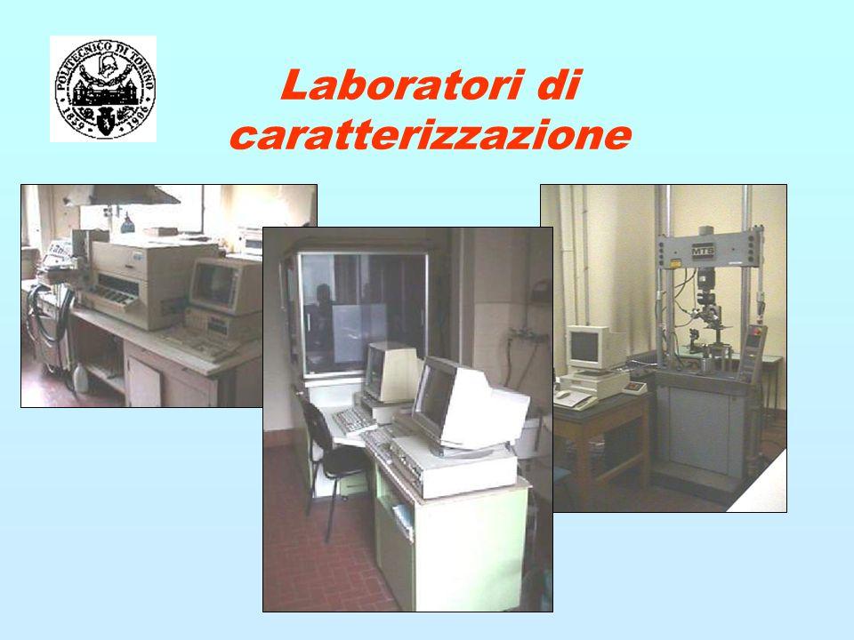 Laboratori di caratterizzazione