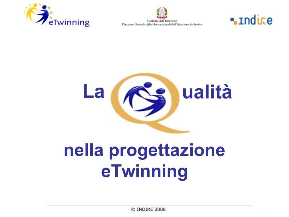 Dimensione europea -> eTwinning ha lo scopo di sensibilizzare alla ricchezza culturale e alla diversità in Europa.