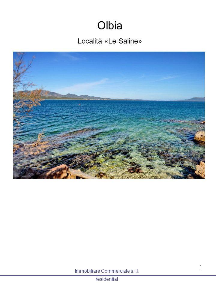 Immobiliare Commerciale s.r.l. residential Olbia Località «Le Saline» 1