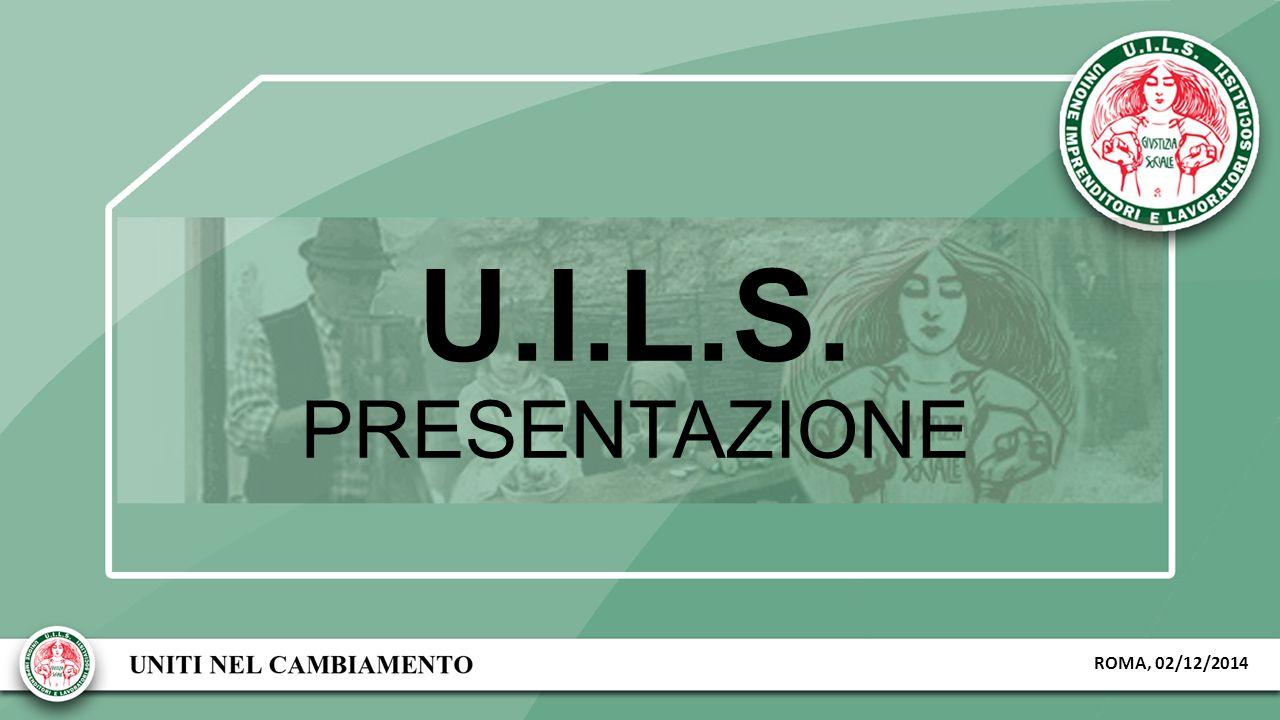 U.I.L.S. PRESENTAZIONE ROMA, 02/12/2014