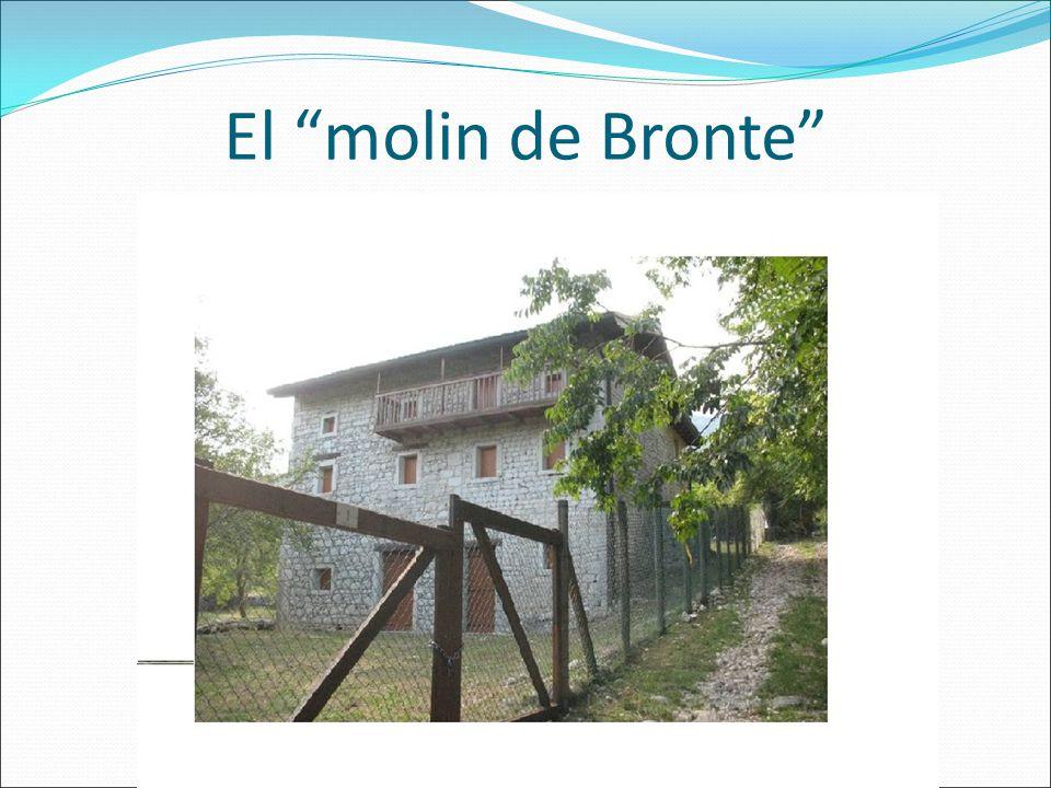 """El """"molin de Bronte"""""""