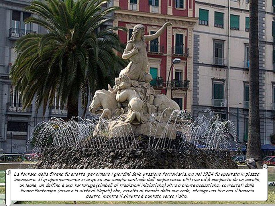 La fontana della Sellaria (o della Selleria) è una fontana barocca di Napoli. La costruzione fu voluta dal conte d'Oñate Iñigo Vélez de Guevara e oggi