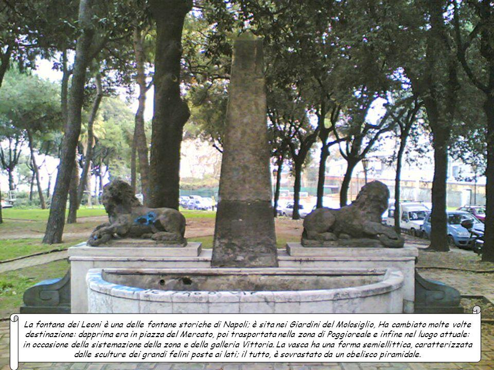 La fontana del Tritone (o delle paparelle) è una delle fontane ornamentali di Napoli; sorge nel centro storico, in piazza Cavour, storicamente detta d