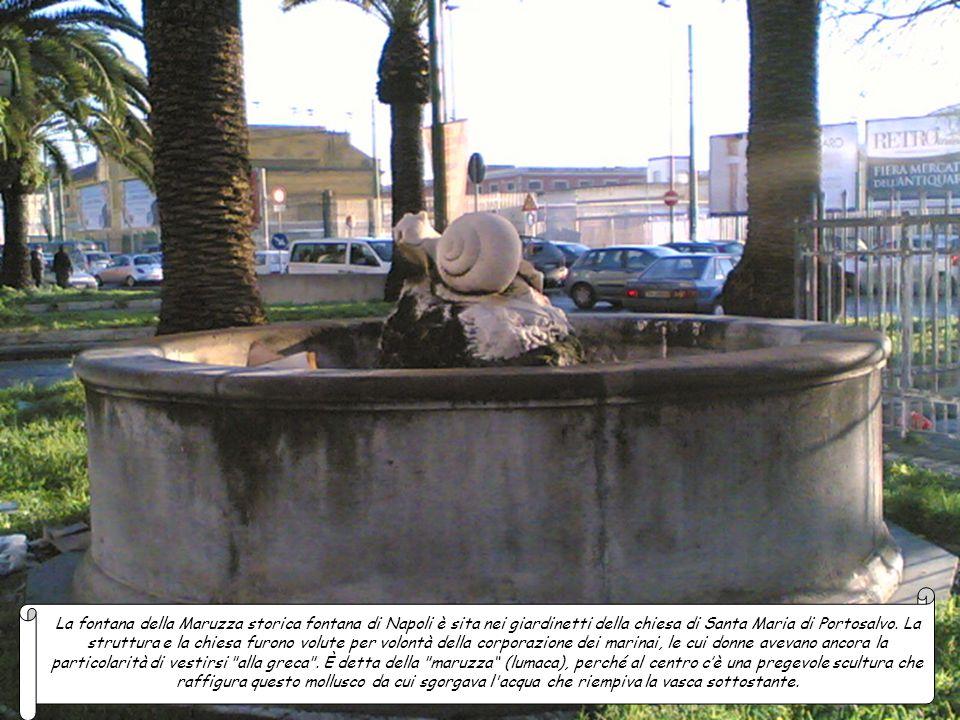 La fontana della Pietra del Pesce (talvolta indicata come fontana della Loggia) è sita nel centro storico in via Carlo Troya, nel caratteristico borgo