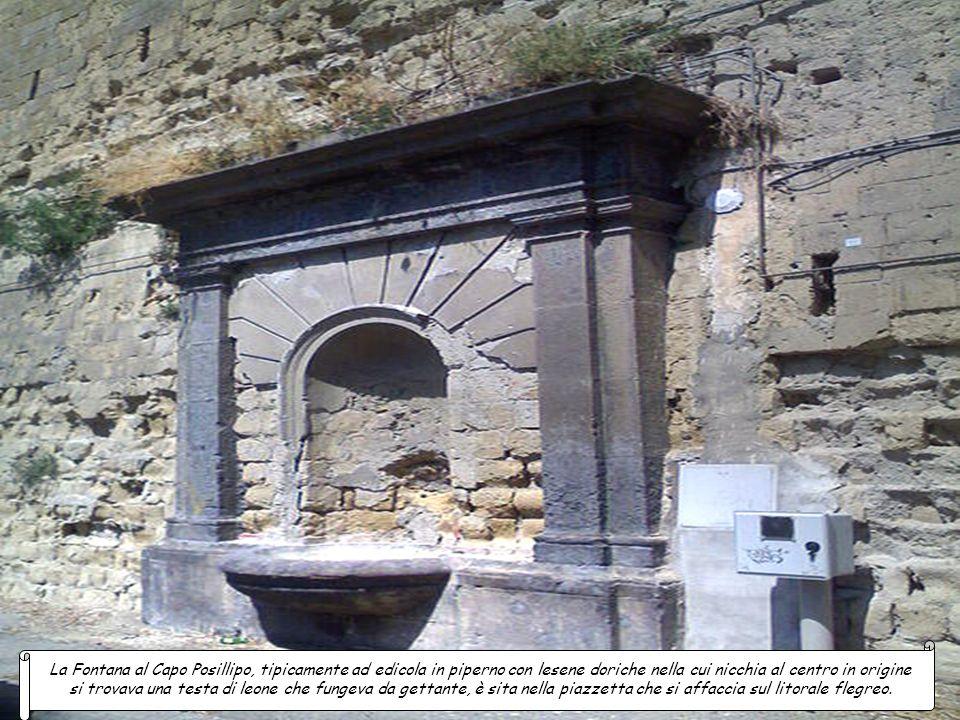 La fontana di Oreste ed Elettra è una delle otto fontane situate dentro la Villa Comunale (ex Villa Reale) di Napoli. Si ispira ai modelli classici de