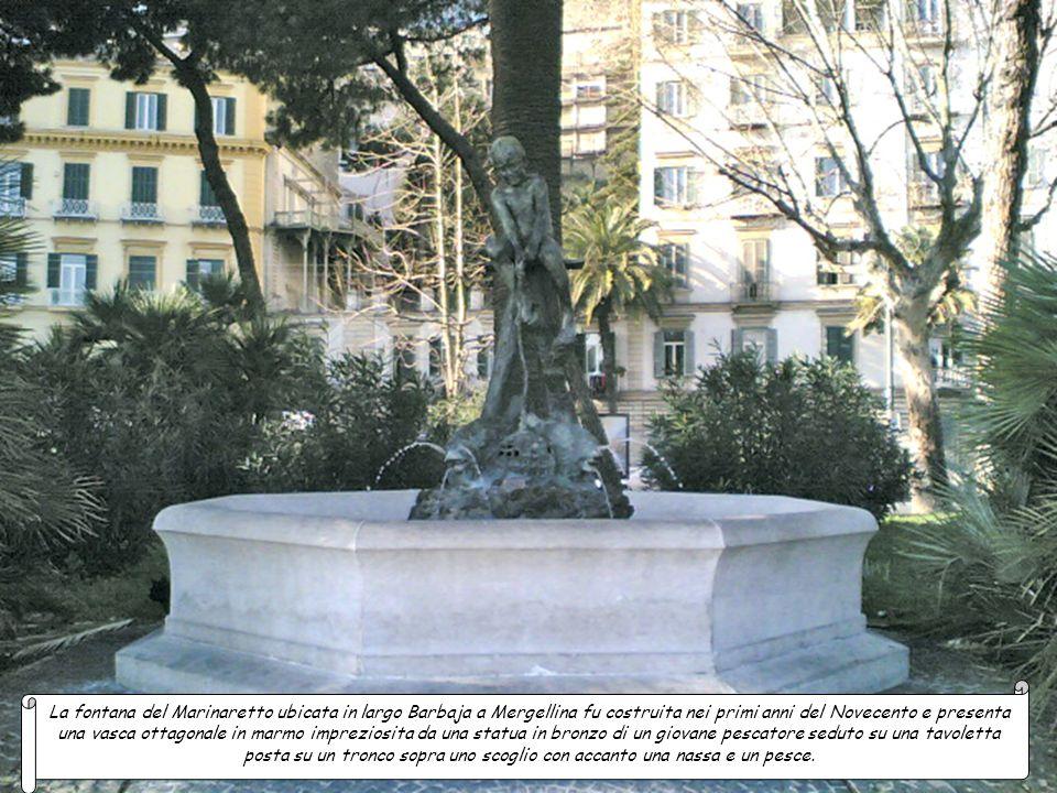 La fontana della Fortuna è una storica ed ornamentale fontana di Napoli locata nel cortile d'ingresso del Palazzo Reale riconducibile al XIX secolo, è