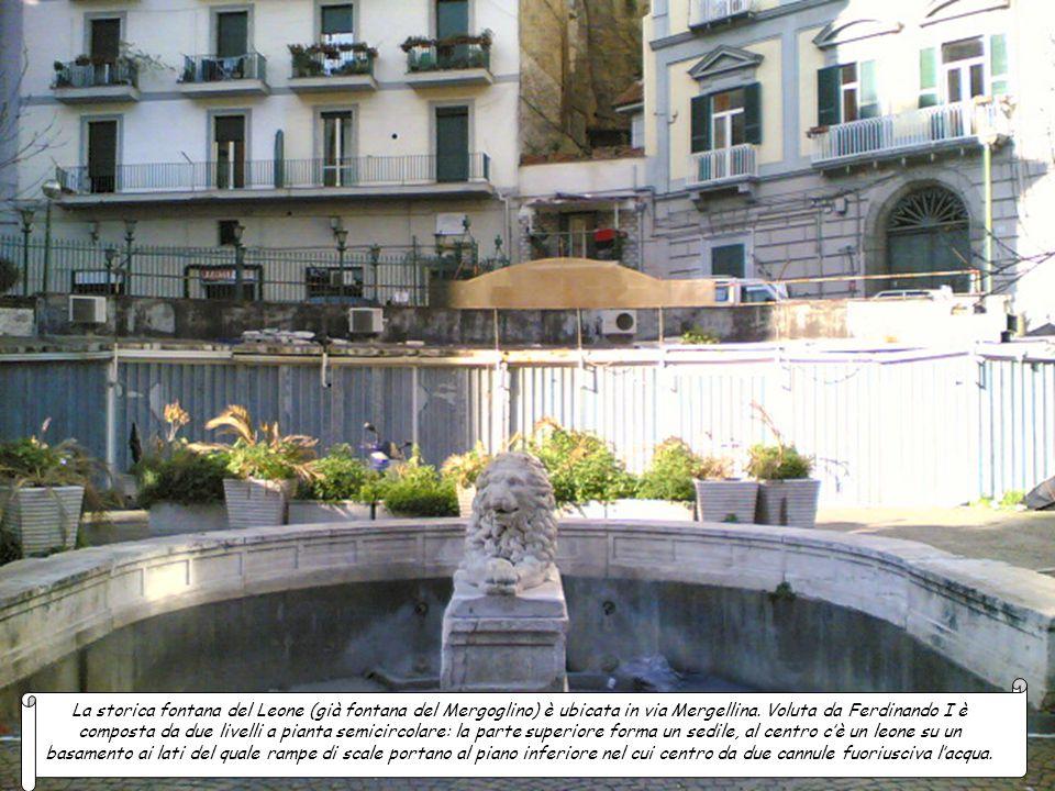 Le settecentesche fontane-obelischi locate in piazza del Mercato furono costruite con il duplice scopo: decorativo e abbeveratoio per gli animali che