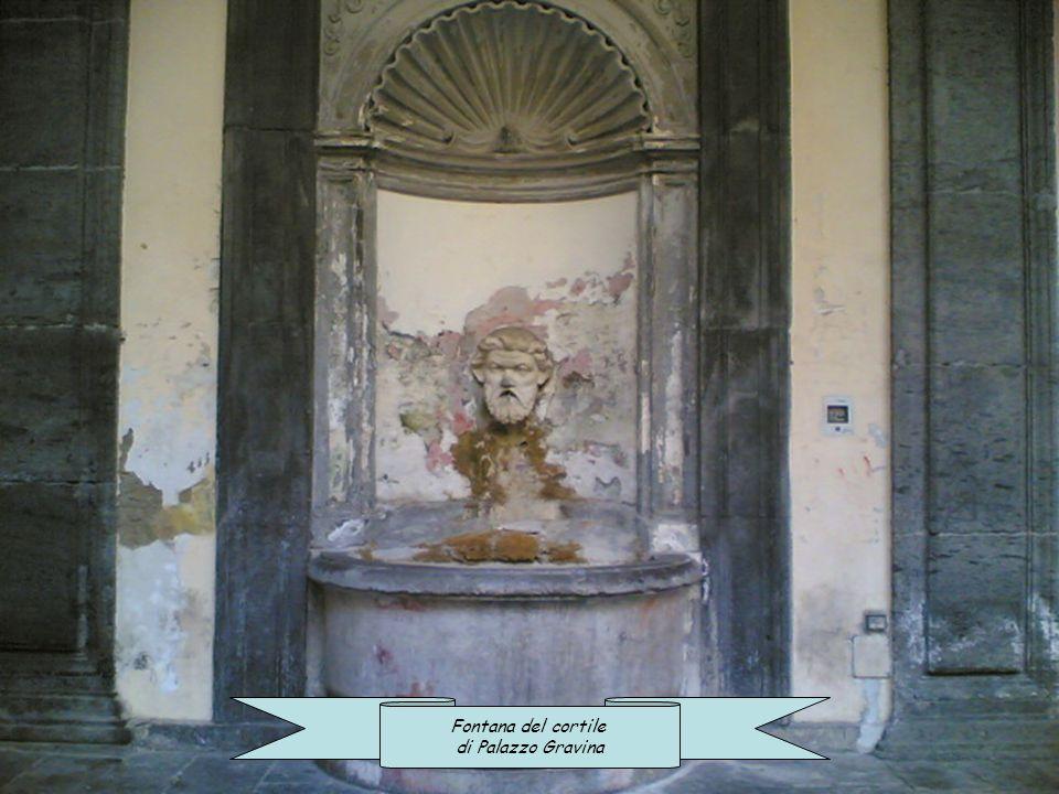 Fontana del chiostro del Carmine Maggiore
