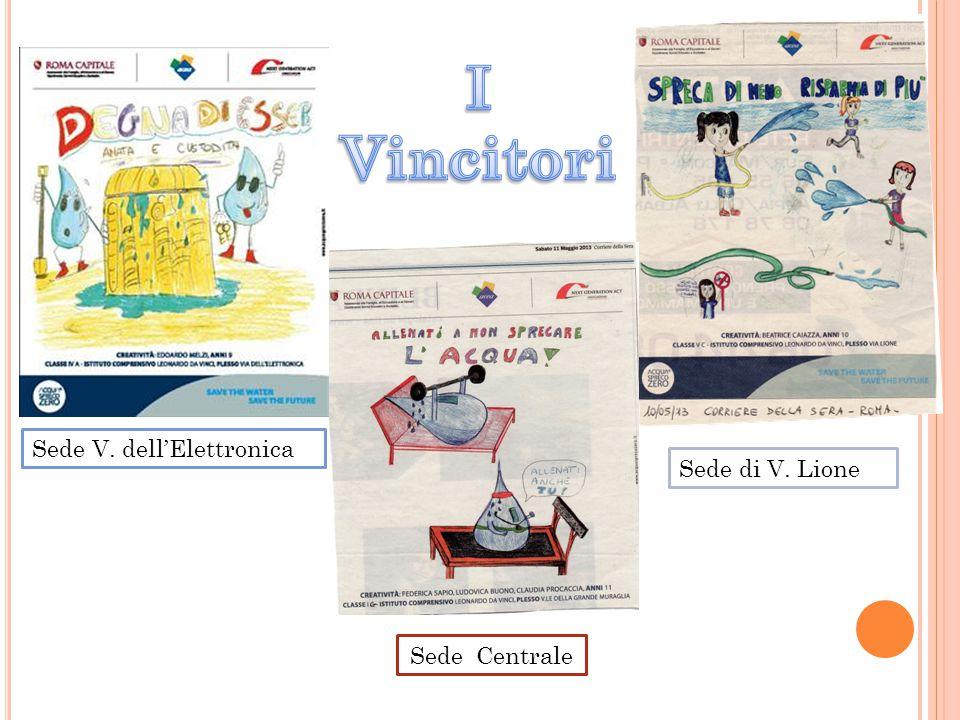 Sede V. dell'Elettronica Sede Centrale Sede di V. Lione