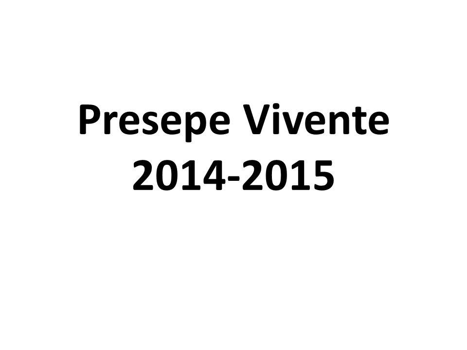 Presepe Vivente 2014-2015