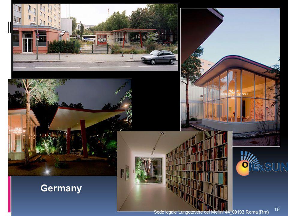 Germany 19 Sede legale Lungotevere dei Mellini 44_00193 Roma (Rm)