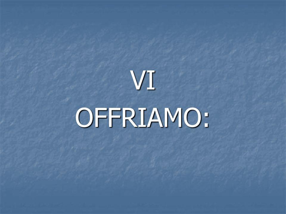 VIOFFRIAMO: