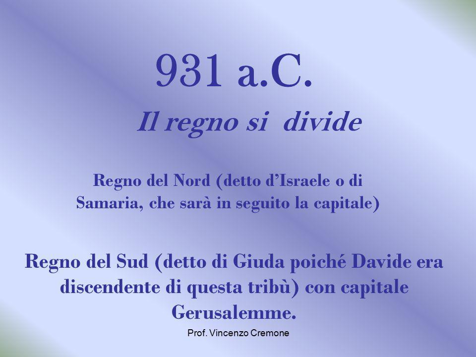 Prof.Vincenzo Cremone 70 d.C.