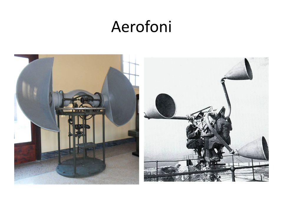 Aerofoni