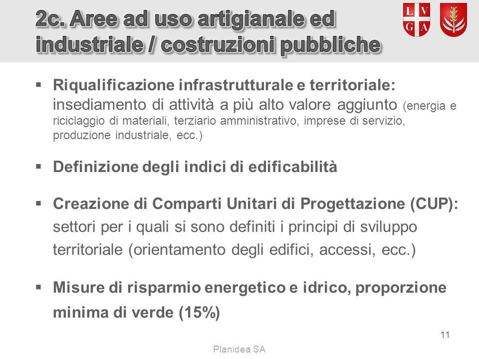  Riqualificazione infrastrutturale e territoriale: insediamento di attività a più alto valore aggiunto (energia e riciclaggio di materiali, terziario