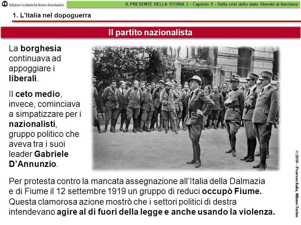 Il fascismo cercò di ottenere il consenso della popolazione attraverso un controllo completo, totale di tutti gli aspetti della vita delle persone.