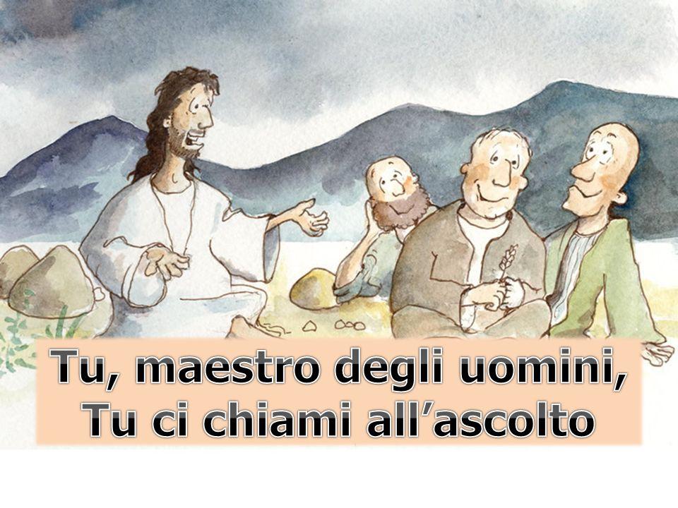 Osanna eh, Osanna eh, Osanna a Cristo Signor Osanna eh, Osanna eh, Osanna a Cristo Signor