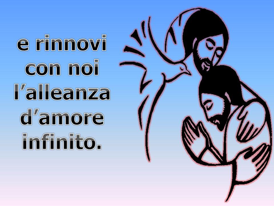 Io invece resto quieto e sereno: come un bimbo svezzato in braccio a sua madre, come un bimbo svezzato è in me l'anima mia.