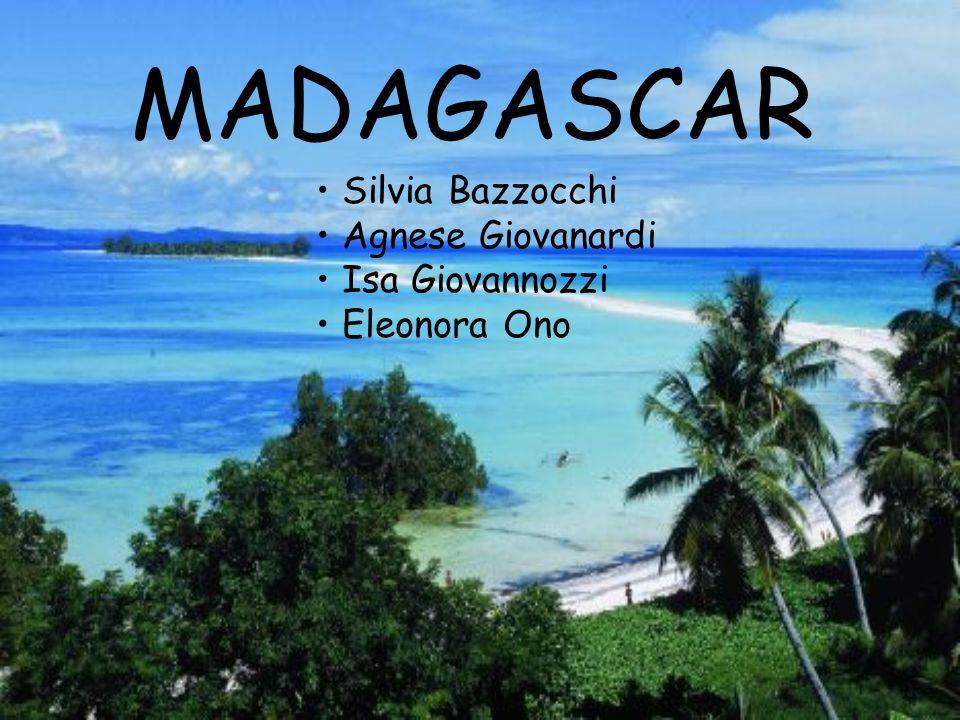 MADAGASCAR Silvia Bazzocchi Agnese Giovanardi Isa Giovannozzi Eleonora Ono