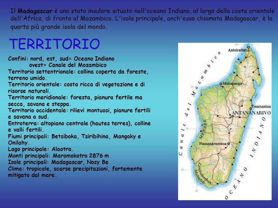 L'ISOLA DI SAINTE MARIE L'Île Sainte Marie è un'isola lunga 57 km e si trova a 8 km al largo della costa orientale del Madagascar.