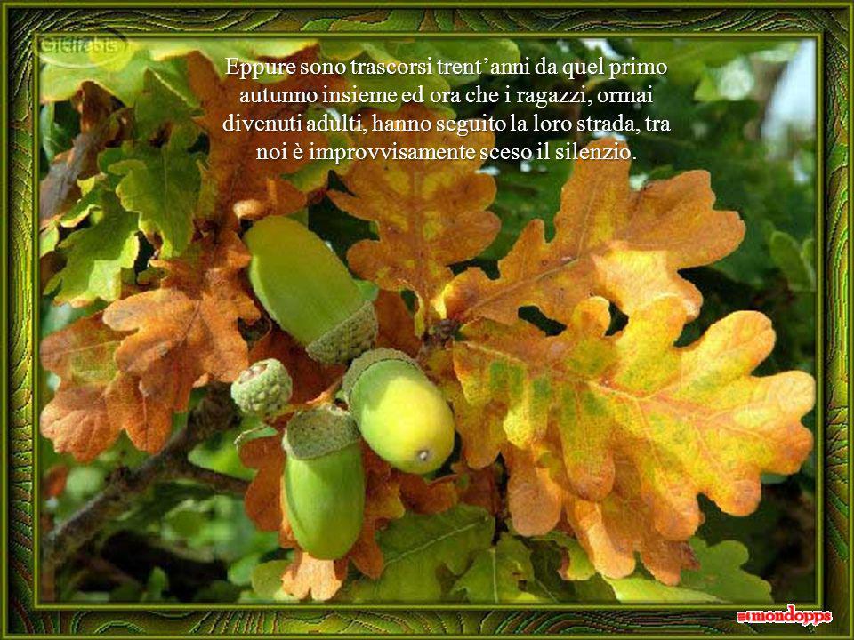 … Ma sia un autunno di speranza e pieno di futuro ! Testo: Gina Fazi Grafica: GiEffebis@alice.it