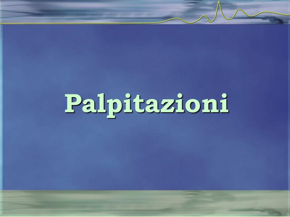 Palpitazioni