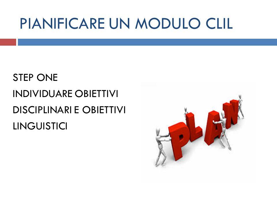 2- un contenuto non linguistico (disciplinare ); Apprendere in modalità CLIL significa SVILUPPARE COMPETENZE utilizzando: 1- una lingua (straniera); C