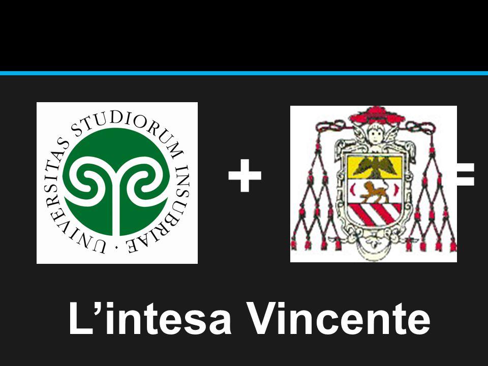 + = L'intesa Vincente