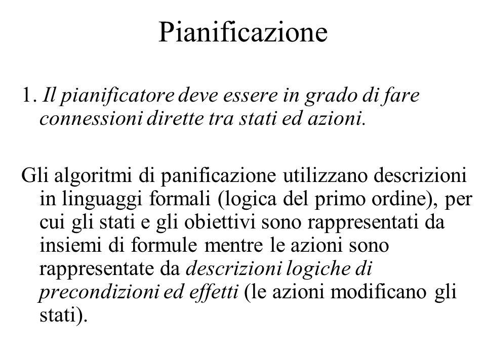 Pianificazione 1.