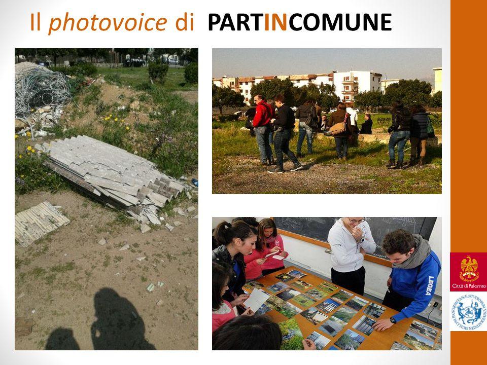 Il photovoice di PARTINCOMUNE