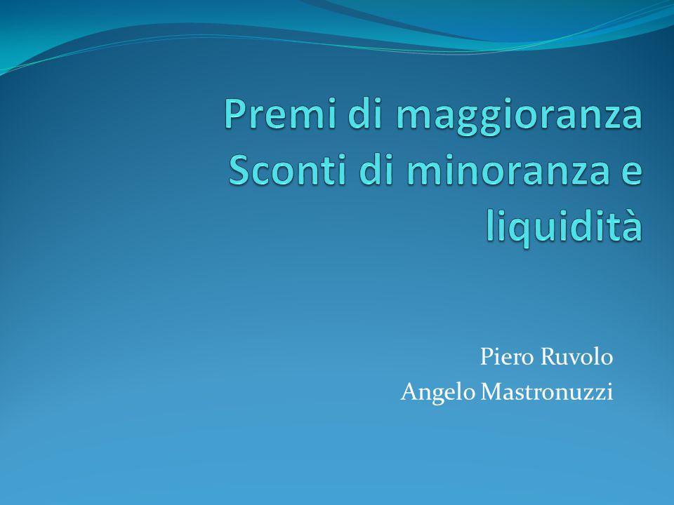 Piero Ruvolo Angelo Mastronuzzi