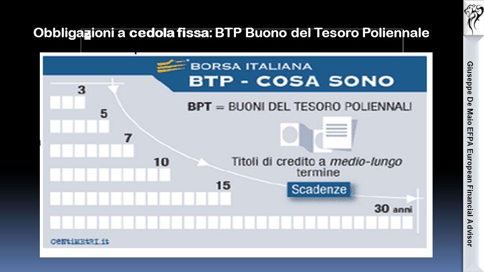 Ci soffermeremo sull'analisi delle obbligazioni governative, in particolare i BTP.