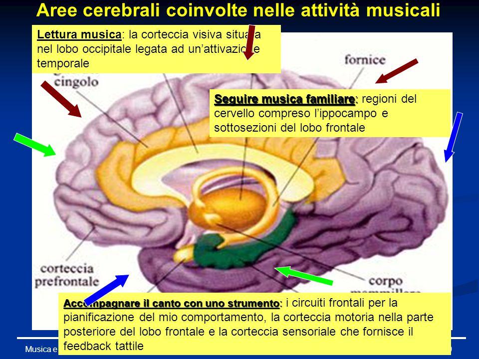 Musica e cervello: studi, ricerche, esperienze nella musicoterapia– Elena PiantoniMilano, 19-4-09 Accompagnare il canto con uno strumento: Accompagnar