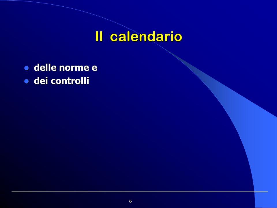 57 TIPOLOGIA DI CONTROLLO REGOLARITÀ AMM.CONT. DI GESTIONE VAL.
