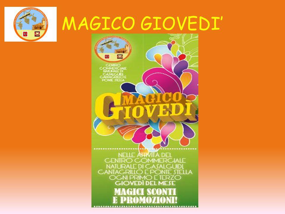 MAGICO GIOVEDI'