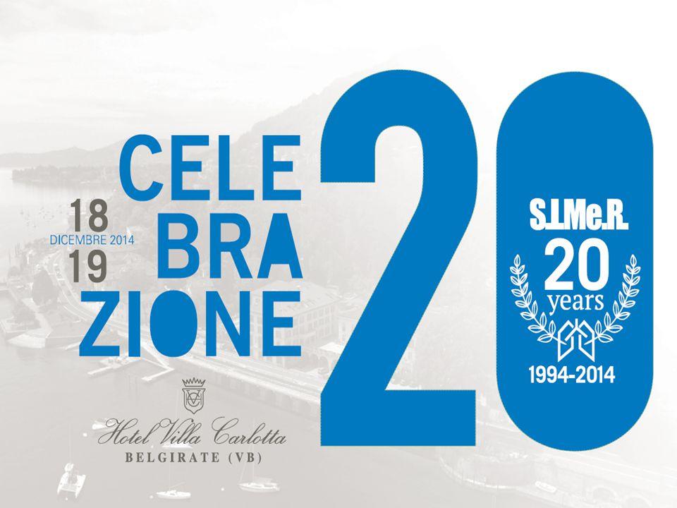 SIMER, da Belgirate: i successivi Congressi 1994: Belgirate 1995: Milano 1996: Roma 1998: Torino 1999: Genova 2000: Catania (e 1° Congresso UIP, fortemente voluto dall'allora Presidente A.