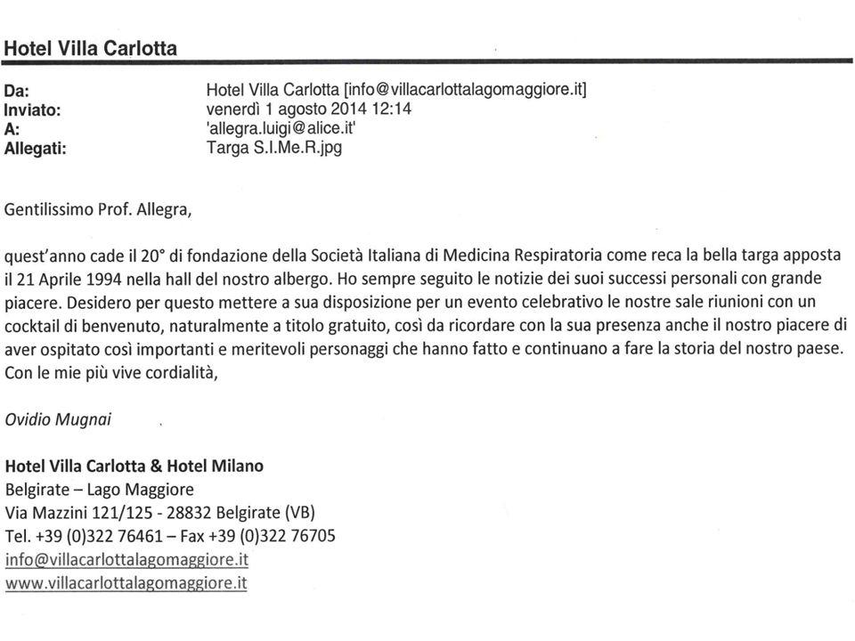 I dieci Presidenti SIMeR 1) Luigi Allegra (Milano), 1993-96, 2) Ernesto Pozzi (Torino), 1996-98, 3) Antonio Mistretta (Catania), 1998-2000, 4) Giorgio Walter Canonica (Genova), 2000-03, 5) Giuseppe Girbino (Messina), 2003-05, 6) Cesare Saltini (Roma), 2005-07, 7) Vito Brusasco (Genova), 2007-09, 8) Stefano Centanni (Milano), 2009-11, 9) Giuseppe Di Maria (Catania), 2011-13, 10) Carlo Mereu (Pietra Ligure), dal 2013.