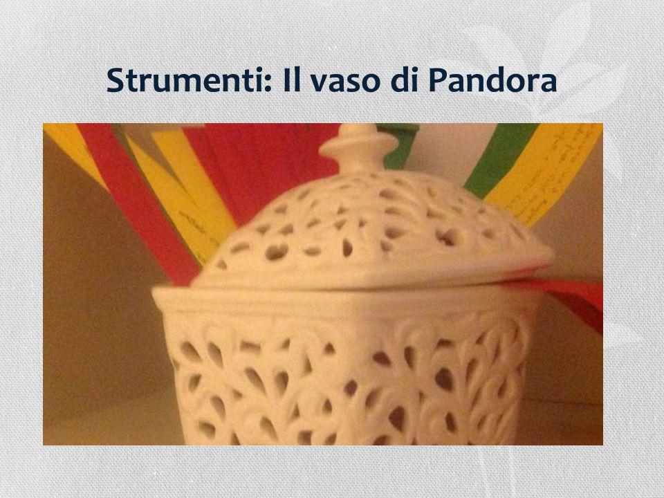 Strumenti: Il vaso di Pandora