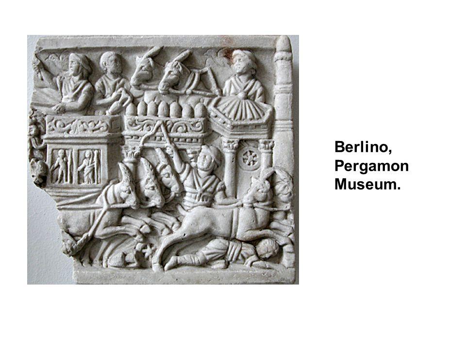 Berlino, Pergamon Museum.