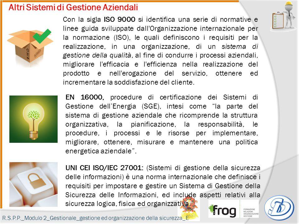 """EN 16000, procedure di certificazione dei Sistemi di Gestione dell'Energia (SGE), intesi come """"la parte del sistema di gestione aziendale che ricompre"""