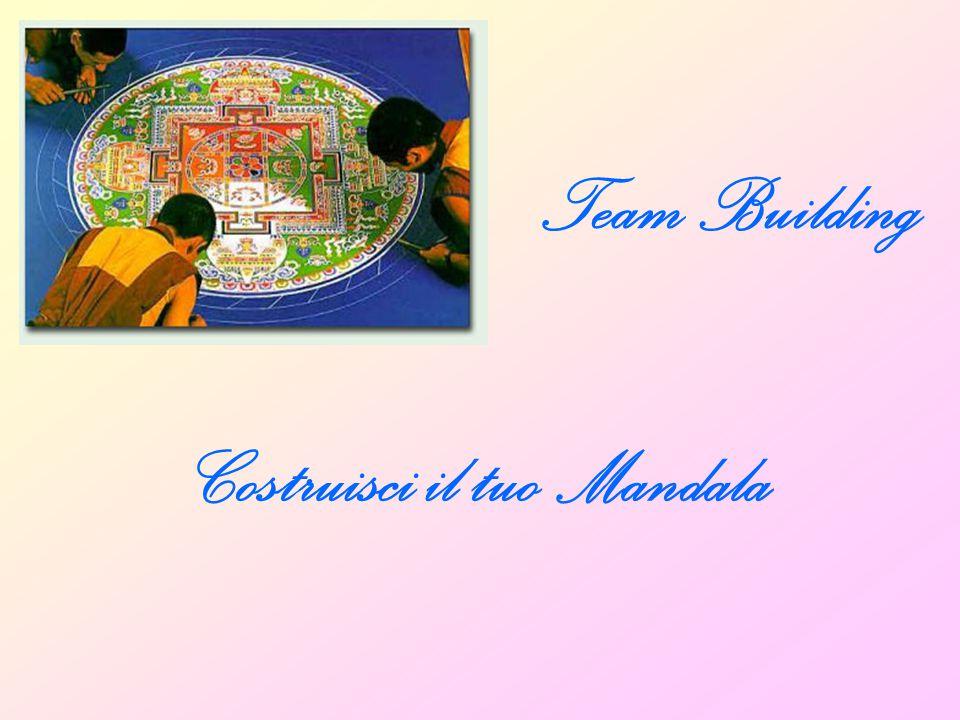 Team Building Costruisci il tuo Mandala
