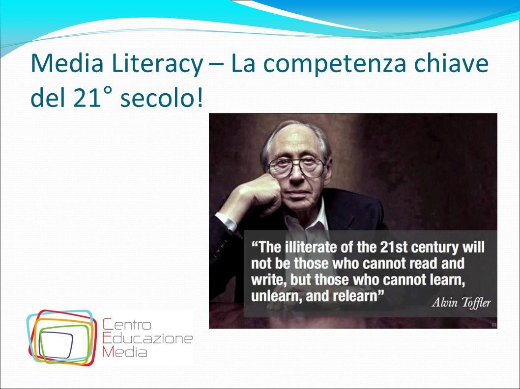 Core Subjects of Media Literacy