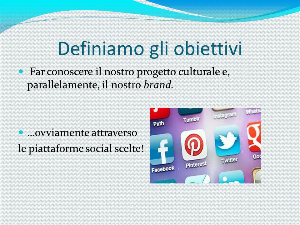 Strategia di comunicazione IV La strategia di comunicazione aiuta a gestire ogni situazione (anche le criticità) in modo omogeneo.