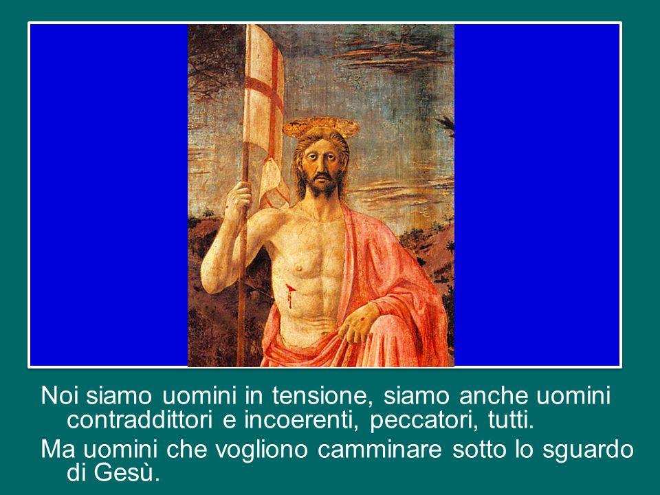 e, con fervore silenzioso, chiedere al Signore, per intercessione del nostro fratello Pietro, che torni ad affascinarci: quel fascino del Signore che